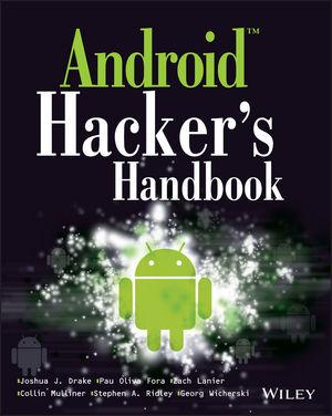 Free PDF download - Android Hacker's Handbook ~ Wiley