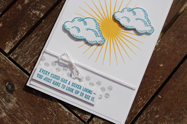 Every Cloud - Sprinkles of Life stamp set, Stampin' Up!