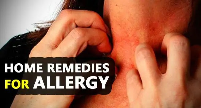 How To Cure Allergies Naturally