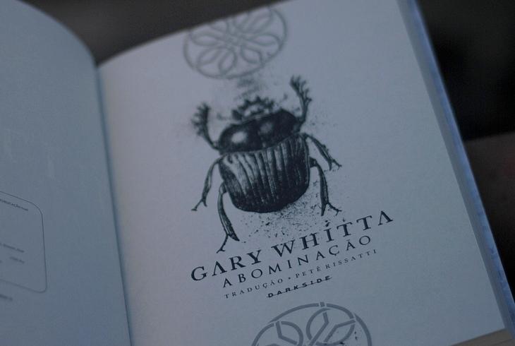 Resenha Abominação, Abominação Gary Whitta, Abomination Gary Whitta, Abominação darkside books, Gary Whitta darkside books;