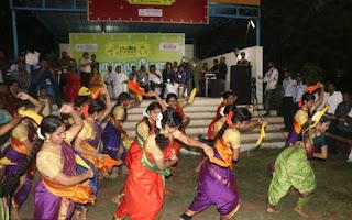 chithirai festival dance