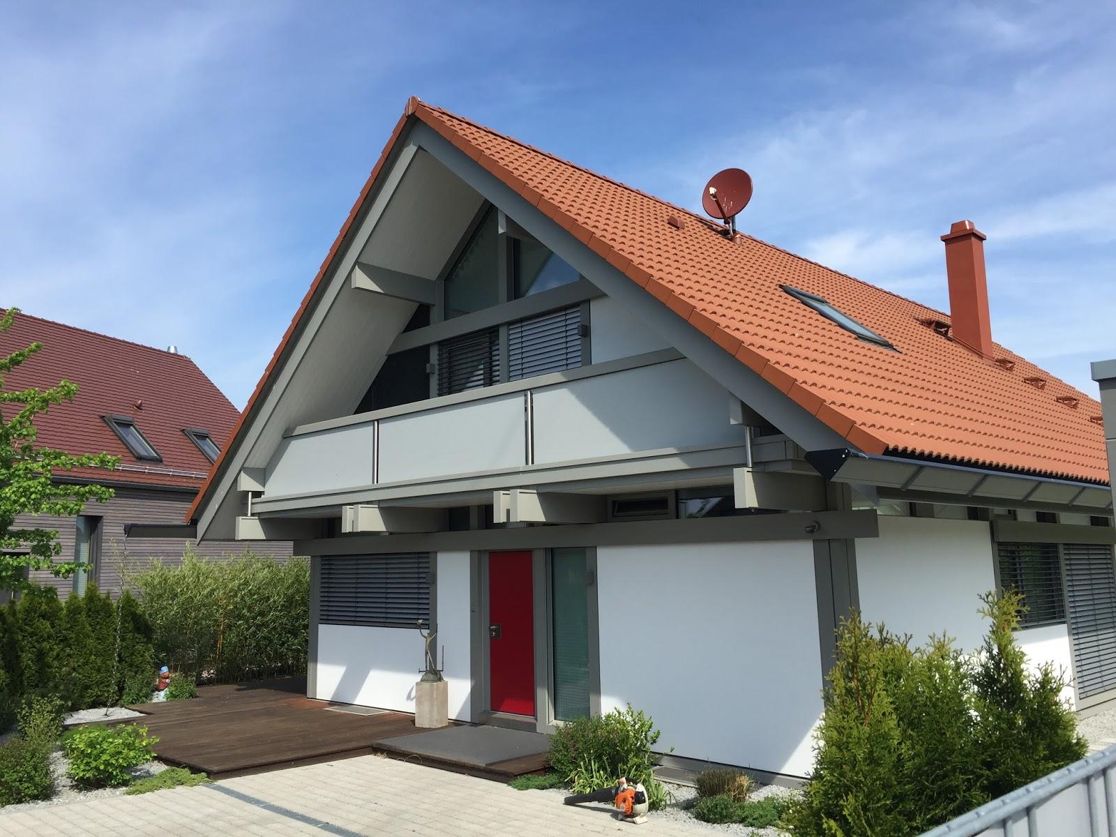 Auch Schon Modernes Fachwerkhaus