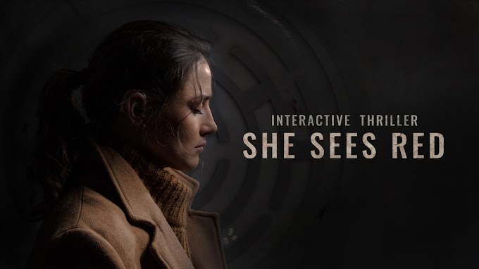 She Sees Red Review | But Not For Long