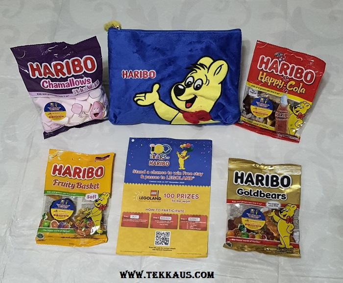 Haribo Contest Legoland