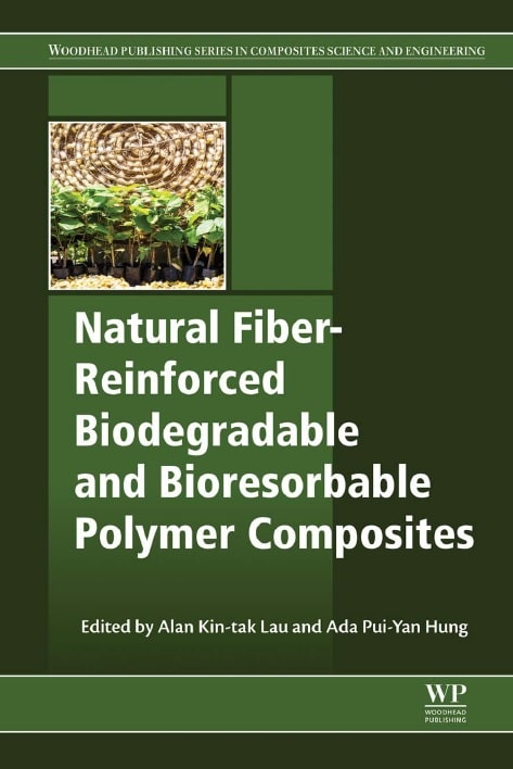 Natural Fiber-Reinforced Biodegradable and Bioresorbable Polymer Composites