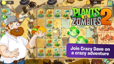 Plants vs Zombies 2 Game for Android