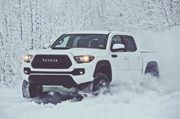 Toyota Tacoma TRD Pro Canada Review