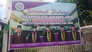 KPI Ahsanta Jambi Mendapat Akreditasi Baik Dari BAN-PT