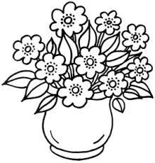 Malvorlagen Blumen Kostenlos