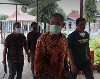 LPKA Kelas 2 Maros Di Kunjungi Kadivsas Sulawesi Barat, Ini Tujuannya