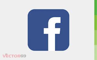 Facebook Icon - Download Vector File CDR (CorelDraw)