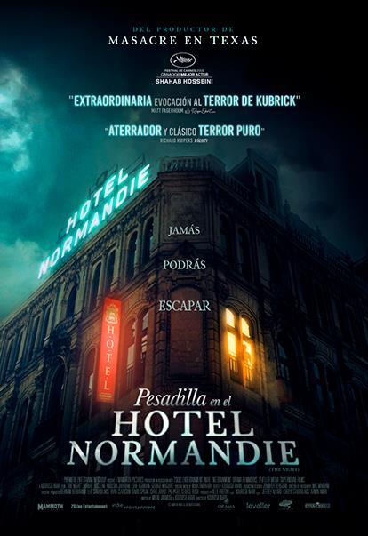 Pesadilla en el Hotel Normandie 2021