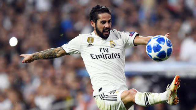Trio London Bersaing Dapatkan Isco dari Real Madrid