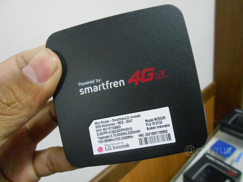 Keunggulan Smartfren 4G LTE Pada MiFi Andromax M2S Yang Stabil Dan