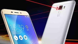 Cara Terbaru Flash Asus Zenfone 3 Laser ZC551KL via AFT