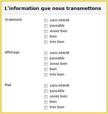 Enquête traduction