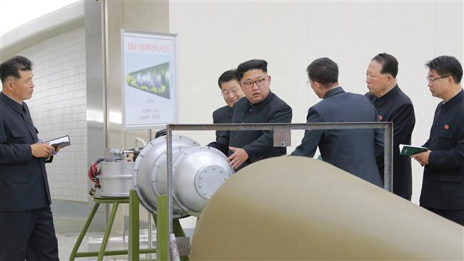 North Korea conducts 'successful' hydrogen bomb test