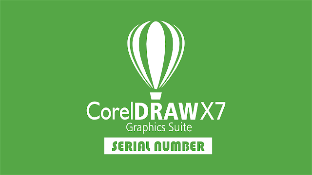 serial number corel draw x7