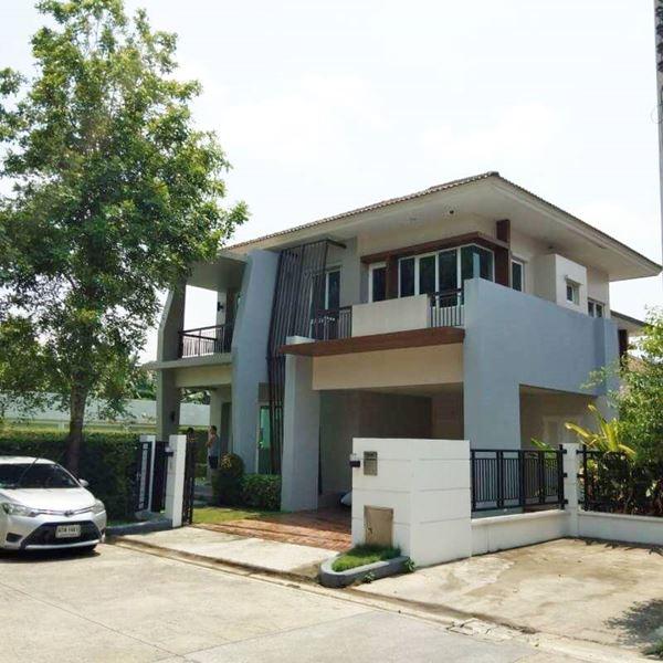 ขายบ้านหรู หมู่บ้านเดอะซิตี้ ราชพฤกษ์-จรัญ13 บ้านใหญ่สุด และถูกที่สุด ในโครงการ โทร 0863212561