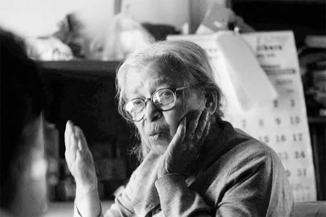 প্রয়াত মহাশ্বেতা দেবী (১৯২৬-২০১৬)