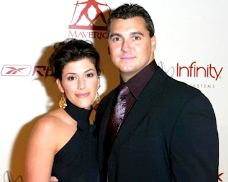 Shane McMahon And Wife Red Carpet JPG