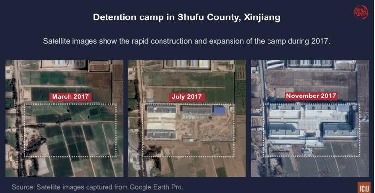 Isi Dokumen China yang Bocor Terkait Uighur