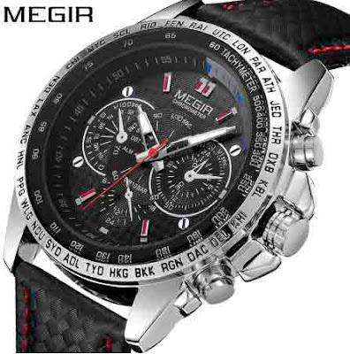 Megir Watch : Top 5 watches, best selling watches 2020, Megir Watch M2063G-2, MEGIR WATCH 2018, MEGIR WATCH 2028, MEGIR Watch 2053, Megir Watch 1010.