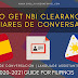 How to Get NBI Clearance for Auxiliares de Conversación