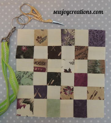 splendid sampler block 12