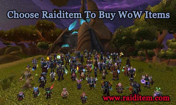 buy Gil FFXIV: Buy WoW Power Leveling At Raiditem Without