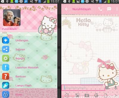 BBM Mod Hello Kitty