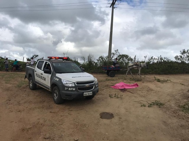 Bandidos Tiram Homem a Força de Casa e Assassinam a Tiros em Monte Alegre