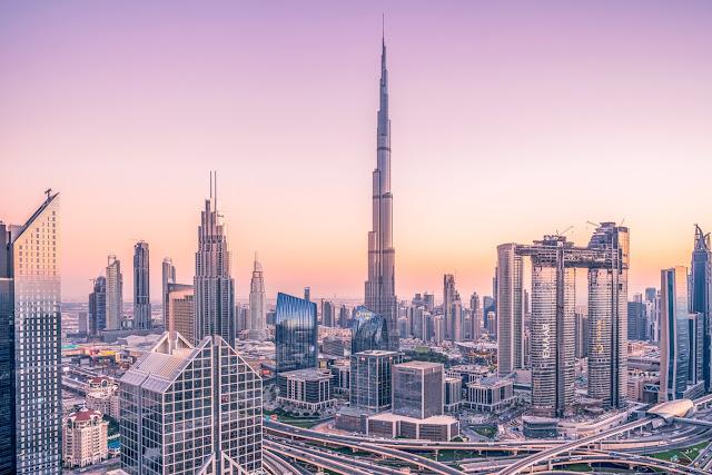 Making a trip of it in Dubai
