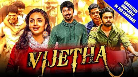 Poster Of Vijetha In Hindi Dubbed 300MB Compressed Small Size Pc Movie Free Download Only At worldfree4u.com