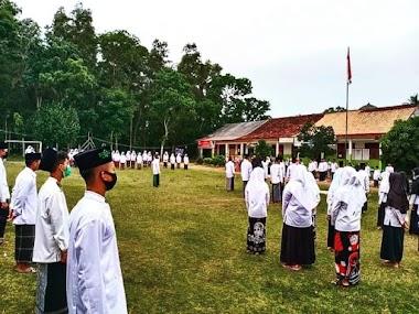 Peringatan Hari Santri YPP. Minhajuth Thullab cabang Pekalongan-Lampung Timur