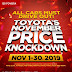 Get the best deals with Toyota's November Price Knockdown promo!