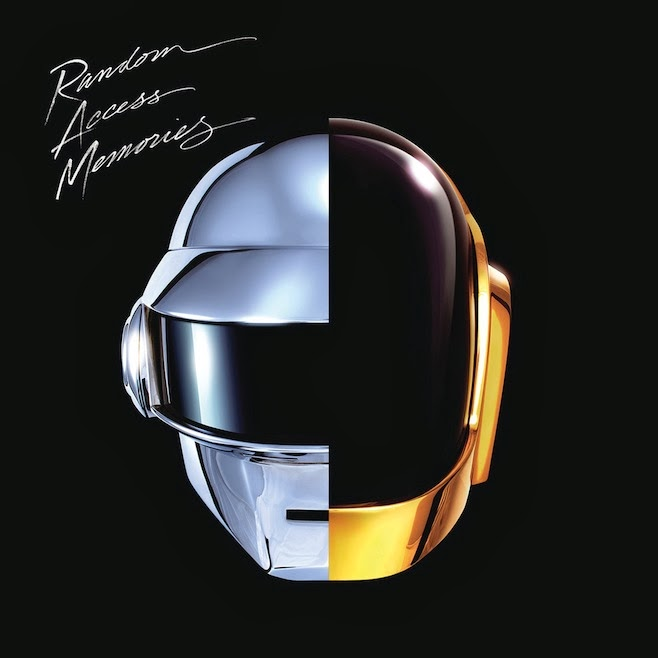 Albums Of The Year 2013 - Daft Punk - Random Access Memories