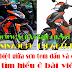 Sự khác biệt giữa sơn tem đấu và dán decal xe máy?