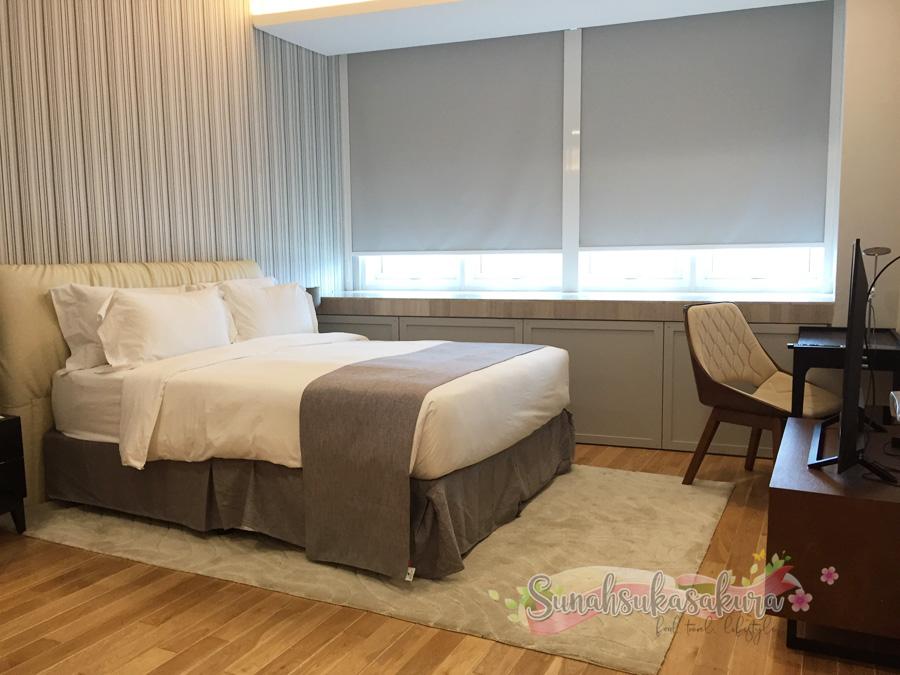 Berehat Hujung Minggu di Pinetree Marina Resort, Puteri Harbour