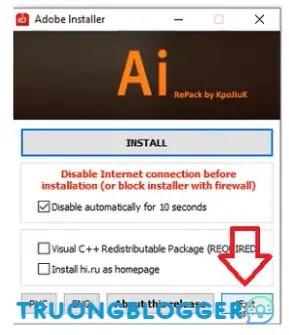 Tải về Adobe Illustrator CC 2021 - Hướng dẫn cài đặt chi tiết
