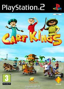 Cart Kings PlayStation 2 ISO (PAL) (MG-MF)