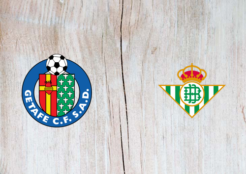 Getafe vs Real Betis -Highlights 29 September 2020