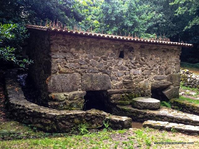 ver molinos de agua en Pontevedra