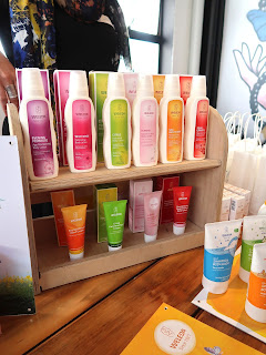 Bloggers United Event Brisbane 2017 Weleda