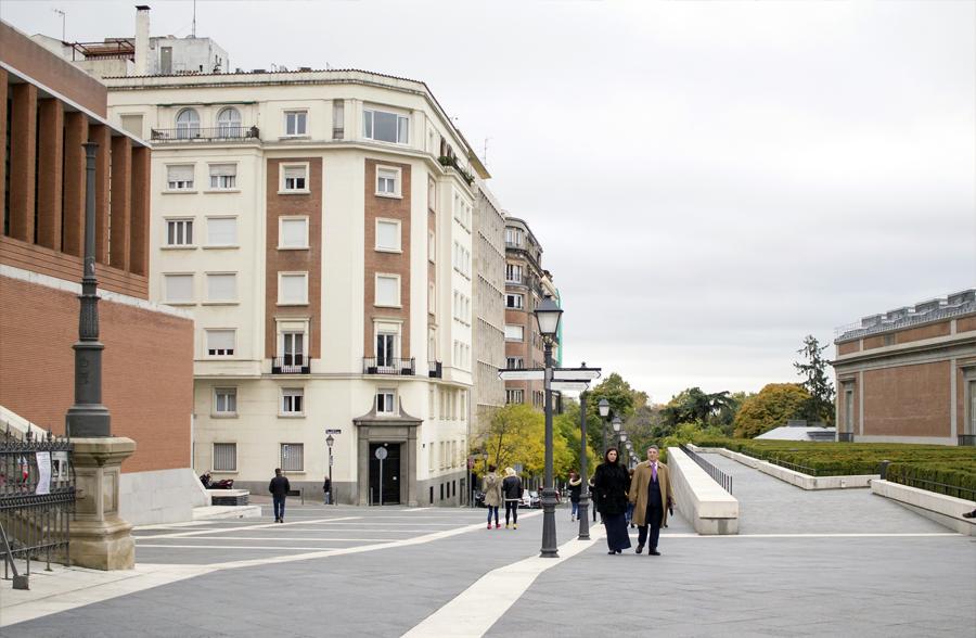 Madrid otoño