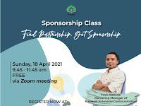 Sponsorship Class 2021 di LEM FKT UGM