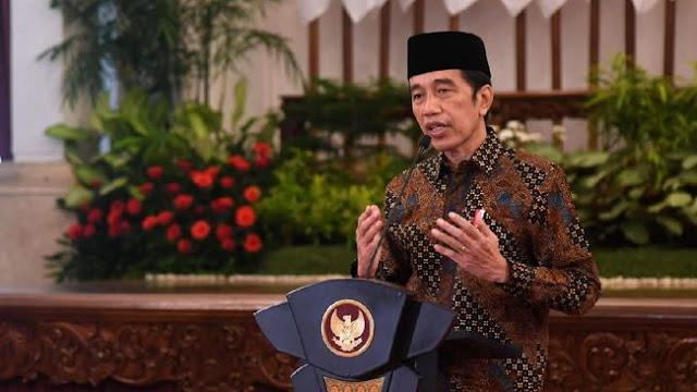 Jokowi Desak PBB Tangani Konflik Israel-Palestina
