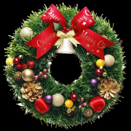 Gifs im genes de coronas de navidad - Coronas de navidad ...