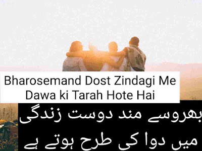 Urdu Friendship Quotes