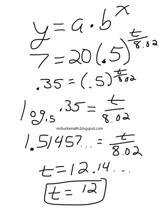 (x, why?): August 2016 Common Core Algebra II Regents Part 3